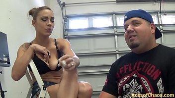 Sasha Foxxx Humiliating Pantyhose Jon Thumbnail