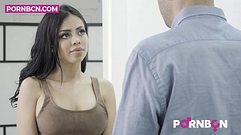 MILF latina Canela Skin anal rough sex, big ass and big boobs of a brunette pornstar real squirt everywhere while a dick is in her ass