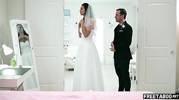 Cheating Bride Bella Rolland Loves Anal