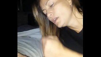 Conocí a esta madurita española de Salamanca en MeninasEspanholas.com