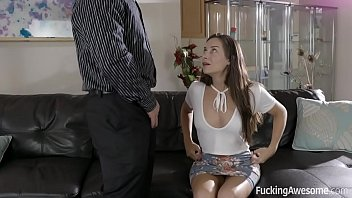 Innocent Cassidy Gets Fucked by the Landlord