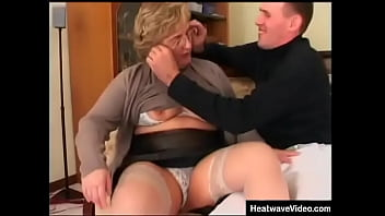 Fuckin At 50 #17 - Szandra - A chubby old whore is an easy target