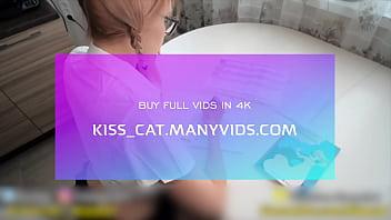 Nerd Schoolgirl - That my Big Secret with my Step Daddy's Big Dick