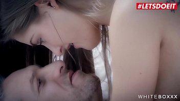 LETSDOEIT - (Tiffany Tatum & Emily Brix) Naughty Couple It's Having Fun In Hot Threeway With A Stranger Girl