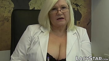 Busty BBW banged hard in the asshole