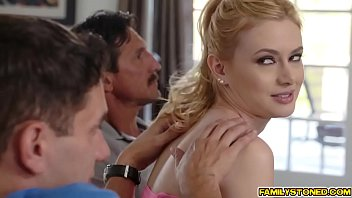 Kennedy Kressler seduces Brad and he pounds his perverted step moms pussy into the ground!