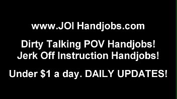POV Handjob Jerk Off Encouragement Porn