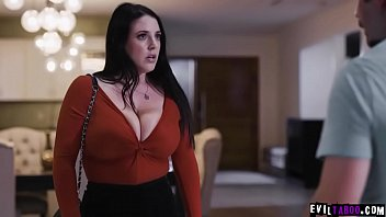 Angela White helps Jane Wilde to fix her sex life that was ruined up by AI robot