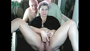 webcam couple Addams-Family: In bed, the wife must be a whore !!! AimeeParadise learned it perfectly!