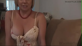 Brianna Loves Making Her Step Son Jerk Off In Front Of Her