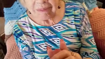 Videos granny blowjob Grannies Love