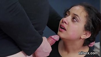 Mad fuckslut gets her fuckholes stretched and intensely nailed