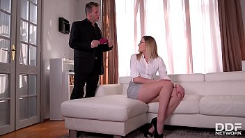 Whip stroke, moan & anal stuffing with new face Linda Leclaire fucked in handcuffs