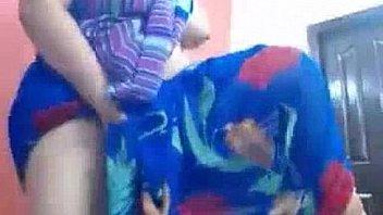 Fat indian striptease