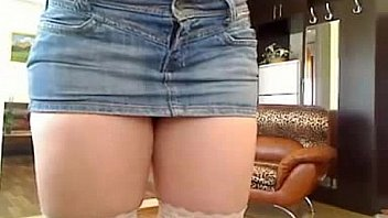 mature in mini skirt   23