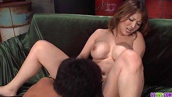 Hot japan girl Yuki Touma in rough sex video