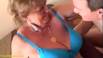 Granny with beautiful tits