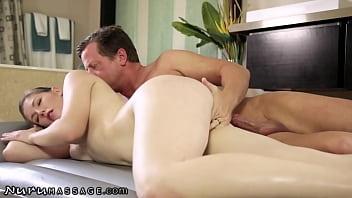 Sex Massage With Stepdaddy