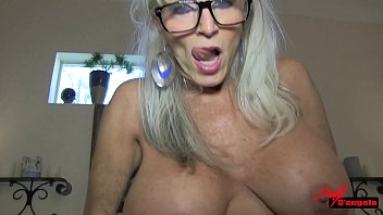 Mommy the facesitter takes creampie from son  mature young