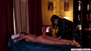 Watch Young asian meets her milf masseuse,they go to the massage room.She removes her clothes and lay down on the bed.The masseuse starts massaging her,suddenly the masseuse gets horny.She starts fingering and licking her pussy before switching to scissor. preview