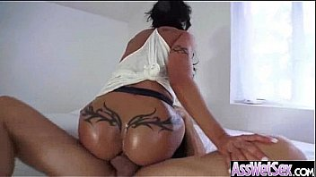 Girl With Oiled Wet Ass Get Her Butt Nailed Deep movie-05