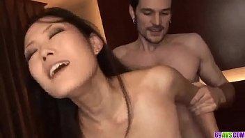 Hot japan girl Yui Komine in excellent rough sex scene