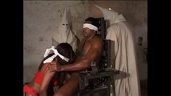 Watch Black slave forced to mate an african girl in_chains preview