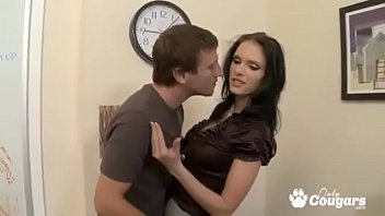 Office MILF Jennifer Dark Gets Plowed At Work