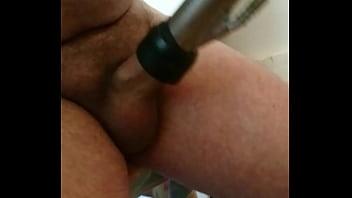 Brüste an melkmaschine