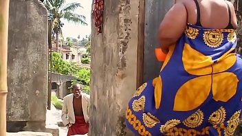 fesses africaines