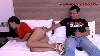 Bangs hot sister Mexican slut Elizabeth Marquez Video Taboo Thumbnail