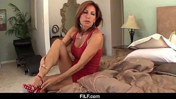 FILF - She Always Wanted To Have A Taste Of Her Stepmom