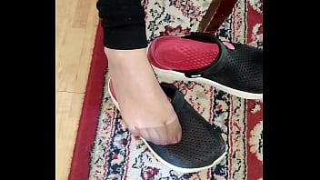 different short nylon videos from my girlfriends feet