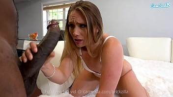 Hot Milf Gets Pounded By a Big Black Cock