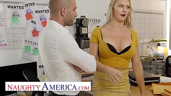 Naughty America - Paisley Porter gets fucked by Jason as he attempts to solve the mysyery