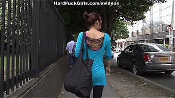 Latinas little hard fuck in all holes