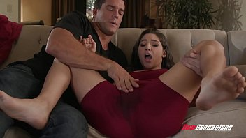 Sexy Latina Thick Big Booty Abella Danger in Hot Suck, Fuck and Cum