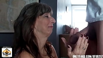 Sexy Milf Marie Blowjob Perfection