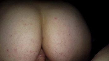 Wife cries out when I stick my cock in her ass