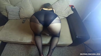Pov pantyhose sex
