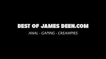 ANAL / GAPING / CUM IN ASS / CREAMPIES / CUM BEGGING - BEST OF JAMES DEEN COMPILATION