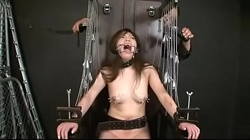 japanese bdsm very painful scream