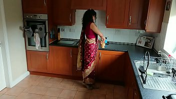 Naughty indian sister in law seduced by brother and gets cock forced down her tight pussy hardcore hindi fuck
