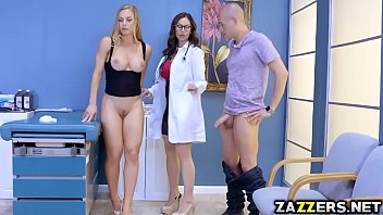 Xander Corvus fuck the doctor from behind doggystyle
