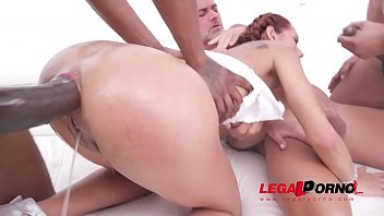 Veronica Leal anal & DP 3on1 with Gonzo monsters SZ2297