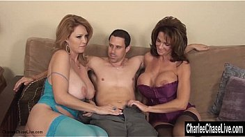 Charlee Chase and Deauxma Hardcore Threesome!