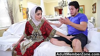 Arabic Babe Knows How To Fuck Really Hard