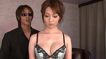 Hard fucking for JAV model, ending with a hugh facial and a pussy creampie