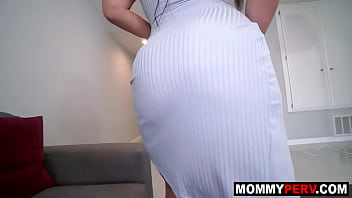 Step mom fucks son because dad doesn't appreciate her