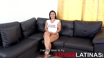 exposed latinas - Horny latina hooker makers porn in her free time